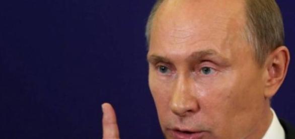 Vladímir Vladímirovich Putin, presidente de Rusia