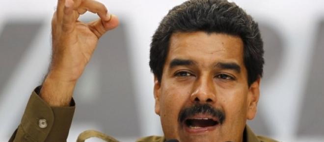 Maduro ante otro problema de seguridad