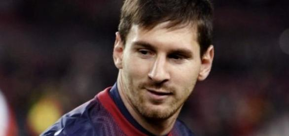 Leo Messi, uno de los animadores de la liga