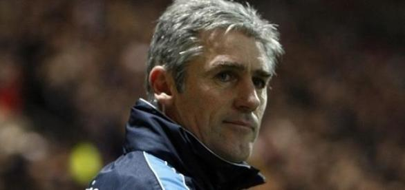 Alan Irvine West Brom manager
