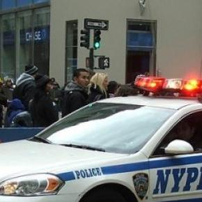 Cuerpo de policía de Nueva York