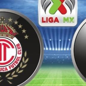 Semifinal de ida Toluca vs Tigres