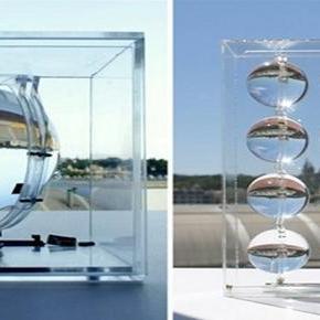 Esfera Solar de energía renovable