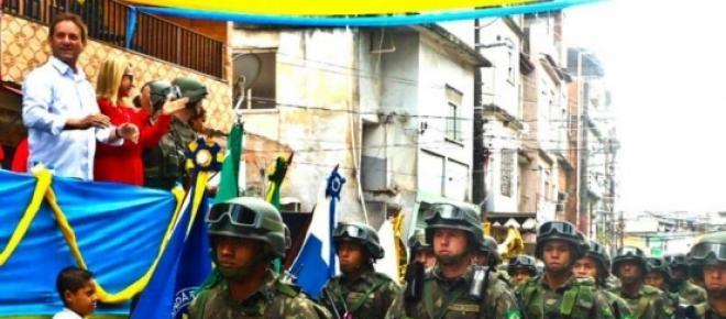 Exército: a segurança do Brasil em nossas mãos