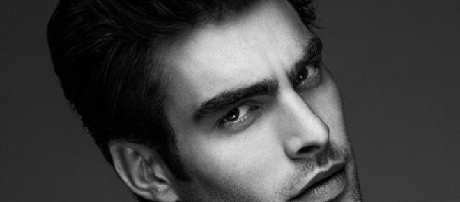 Jon Kortajarena, a handsome model