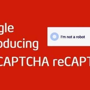 """No Captcha """"No soy un Robot"""" de Google"""