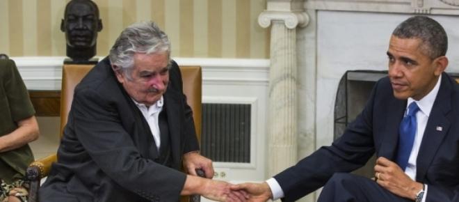 Barack Obama y José Mujica