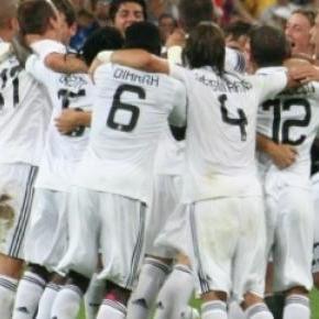 R. Madrid lider del grupo B