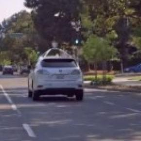 Google arriva 39 self driving car 39 ecco l 39 auto che si for L auto che si guida da sola