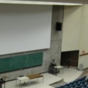 English University Lecture Hall