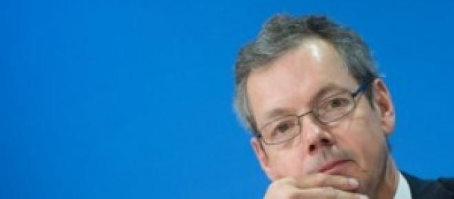 O καθηγητής κ. Peter Bofinger σε εκδήλωση ΕΛΙΑΜΕΠ