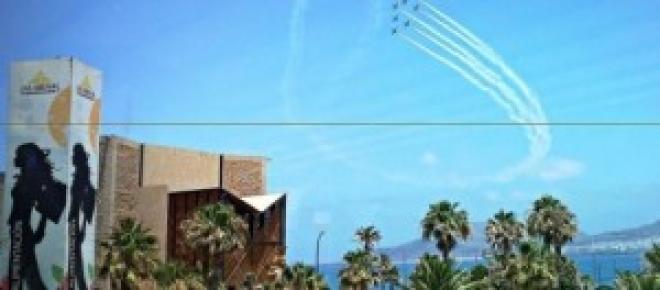 Las Palmas de Gran Canaria, foto de Luis Codina