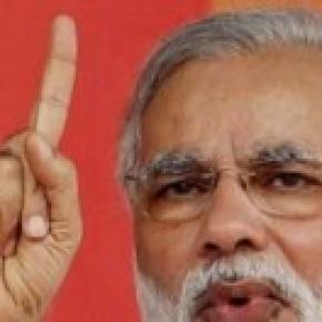 Narendra Modi, the Prime Minister of India