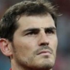Iker Casillas en sus buenos años.