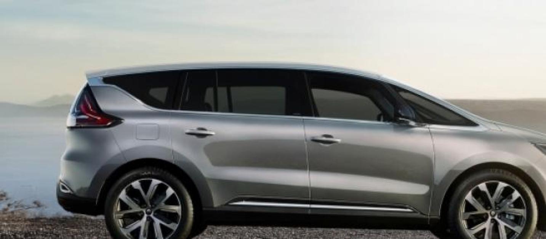 Novità auto motori: Renault Espace 7 posti, uscita ...
