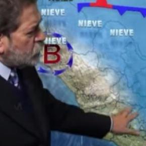 Siguen las precipitaciones y viento del norte