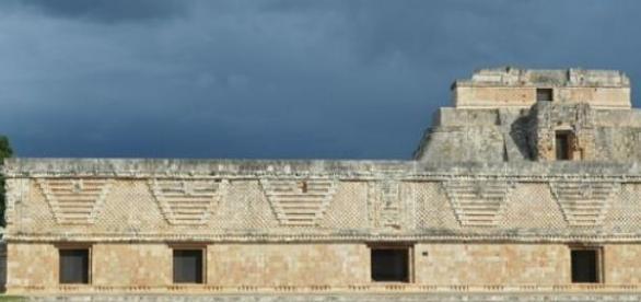 Graves sequías acabaron con la civilización maya