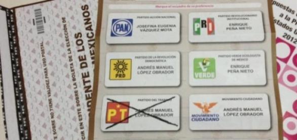 Precampañas electorales, en busca del voto