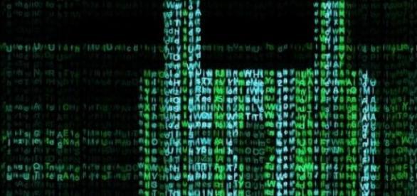 Encryption Lock and Key image