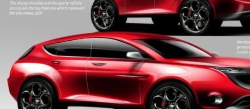 Novità auto e motori: Alfa Romeo, Suv in arrivo per il 2016