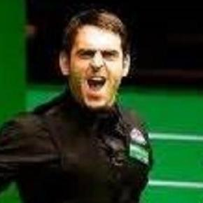 O'Sullivan celebrates breaking Hendry's record