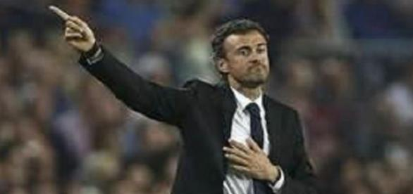 Luis Enrique shuffled the pack against Elche