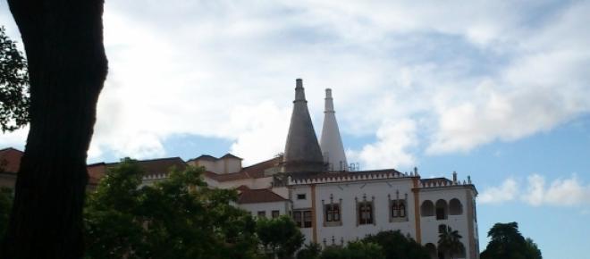 Palácio da Vila em Sintra.