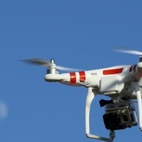 Drony mogą stanowić przyszłość dziennikarstwa