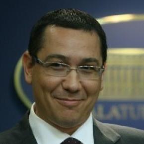 Victor Ponta, liderul PSD si prim-ministrul tarii