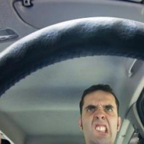 Road rage: how to keep calm