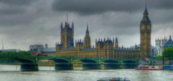 Houses of Parliament, where the letter was written