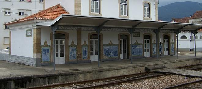 Estação Ferroviária da Lousã
