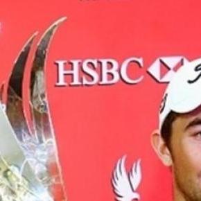 Gary Stal won the 2015 Abu Dhabi Championship