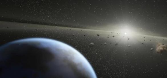 Existen varios asteroides de riesgosa trayectoria