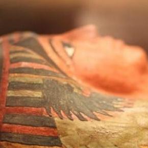 El texto fue hallado oculto en una momia egipcia