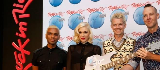 No Doubt will kick off the Rock Weekend at Rock in Rio Las Vegas 2015, the first edition of the monster music fest made in Brazil.