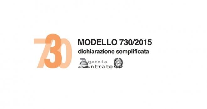 Dichiarazione redditi 2015 dove trovare il modello 730 for 730 dichiarazione