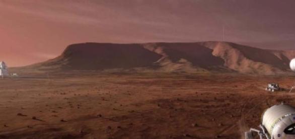 Planean explorar a distancia el planeta rojo