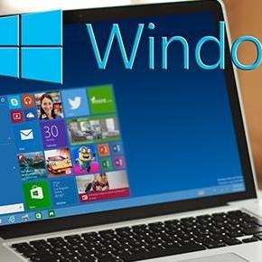 Microsoft bietet Windows 10 Kostenlos an.