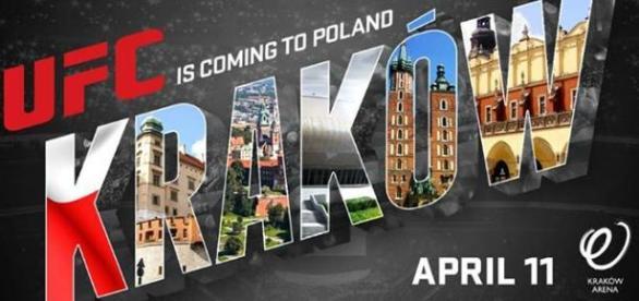 Pierwsza gala UFC w Polsce już 11 kwietnia!
