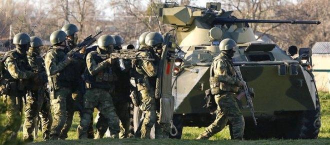Agrava-se a tensão entre a Ucrânia e a Rússia