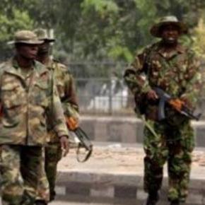 Boko Haram startet Angriff auf Maiduguri.