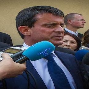 Manuel Valls, Premier ministre.