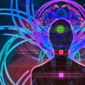 Os chakras no corpo humano