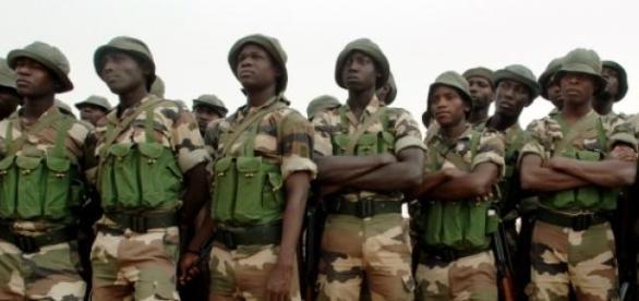 Das Nigerianische Militär