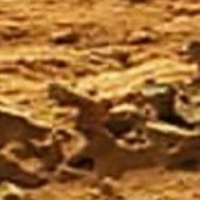 Podría haber vida microbiana en Marte
