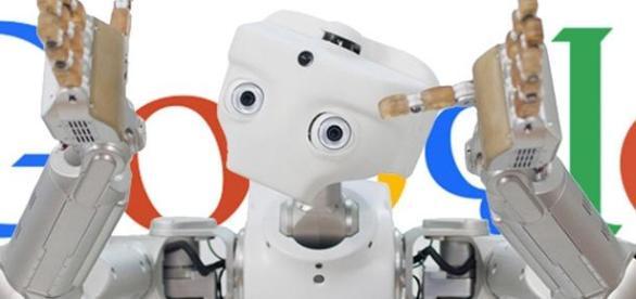Die Welt der Roboter hat es Google angetan.