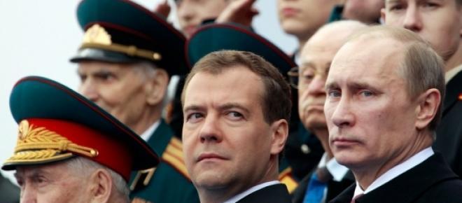 Poutine ne sera pas aux commémorations.