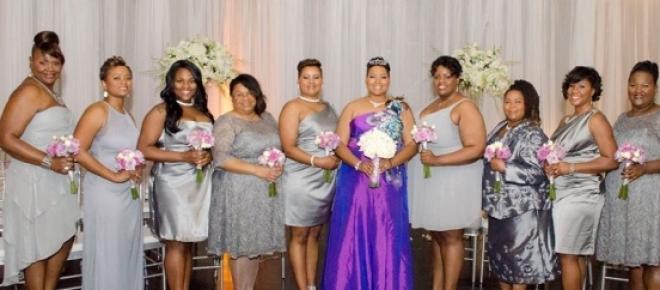 Une Américaine s'est mariée avec elle-même