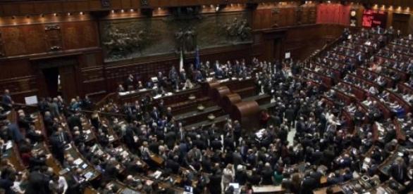 Elezioni presidente della repubblica parlamento tra for Votazioni in parlamento
